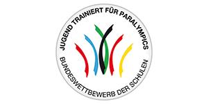 Logo Jugend trainiert für Paralympics