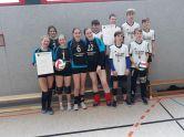 Landesentscheid im Volleyball WK III am 31.01.2019 in Idar-Oberstein