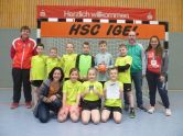 Handballturnier der Grundschulen im Kreis Trier-Saarburg  Ruwertalschule Waldrach siegt
