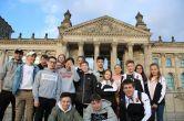 Badminton_Heinrich-Heine-Gymnasium verpasst beim Bundesfinale knapp die Medaille