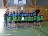 Schweich I - Grundschule am Bodenländchen Sieger beim Basketballturnier im Kreis Trier-Saarburg
