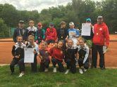 Landesentscheid Tennis WK III am 06.06.2019 in Koblenz