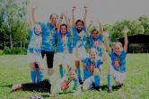 Kreismeisterschaften Fußballurnier Mädchen Rhein-Lahn-Kreis 07.06.2019