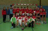 Koblenz Regionalentscheid Handball Wk III am 9. Januar 2020 in Kastellaun