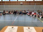 Regionalentscheid Volleyball WK III in Neuwied