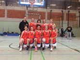 Regionalentscheids Basketball WK III in Mainz