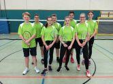 Regionalentscheid Badminton WK II in Mendig