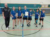 Regionalentscheid Badminton WK III in Mendig