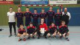 Koblenz Regionalentscheid Handball WK II am 20. Januar 2020 in Mülheim-Kärlich