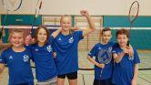 Regionalentscheid Badminton WK IV in Mendig