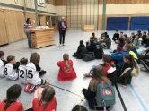 Regionalentscheid Volleyball WK IV in Bad Kreuznach